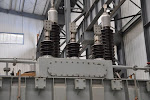 110kV Three-phase ,oil-immersed,three Windings, On-load Tap Changing Power Transformer