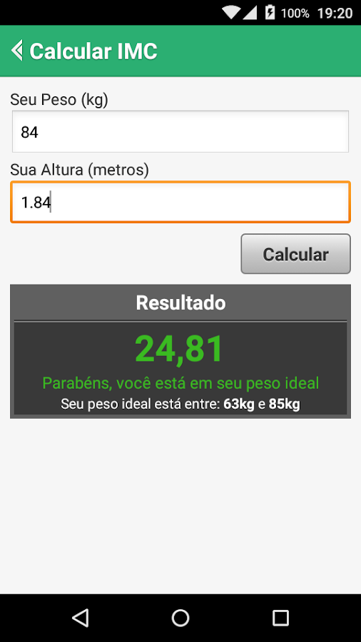 Nutrihelper PRO Screenshot 4