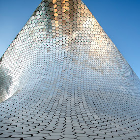 Soumaya Museum by Cristobal Garciaferro Rubio - Abstract Patterns ( pattern, mexico, soumaya museum mexico city, soumaya )
