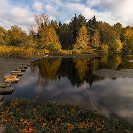 by Nadejda Daneva - City,  Street & Park  City Parks