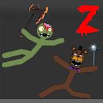 Stickman Warriors Zombie Fnaf For PC / Windows / MAC