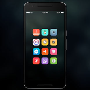 Drage UI Icon Pack- screenshot thumbnail
