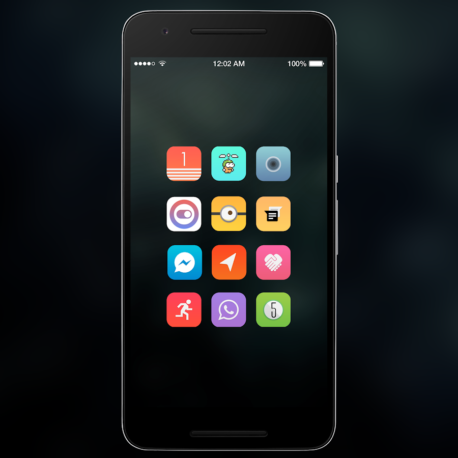 Drage UI Icon Pack Screenshot 3