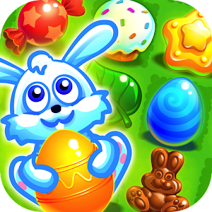 Easter Sweeper - Eggs Match 3 For PC