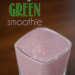 Not-so-green Green Smoothie
