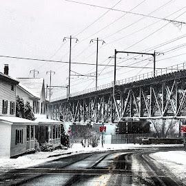 by Ben Michalski - Buildings & Architecture Bridges & Suspended Structures