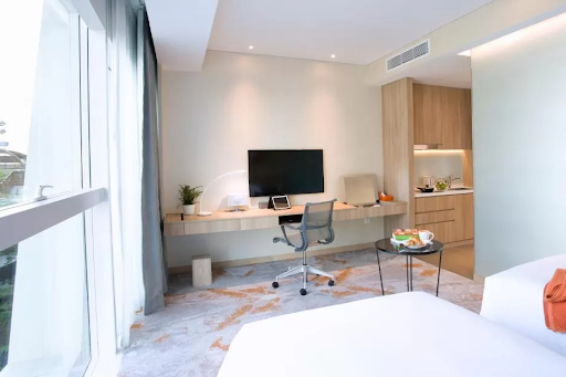 Studio Terrace Suite