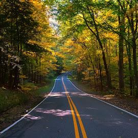 by Marc Kirby - Transportation Roads