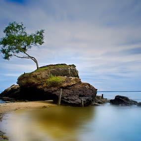 The Rock by Dadan Supardan - Landscapes Waterscapes ( teman )