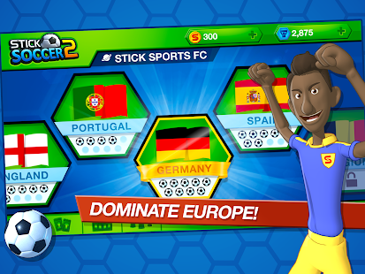 Download Stick Soccer 2 APK to PC