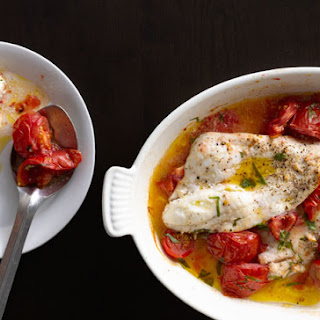 Baked Flounder With Tomatoes Recipes