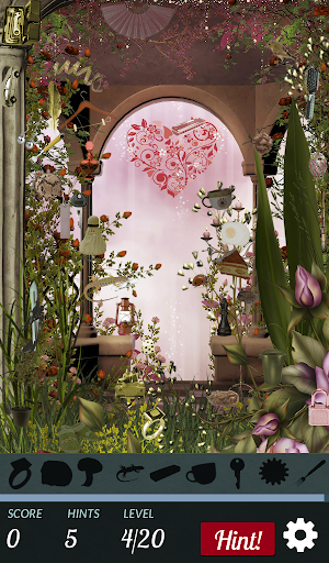 Hidden Object - Love XOXO - screenshot
