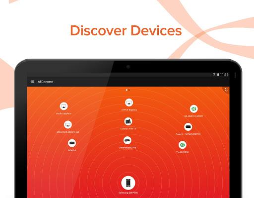 AllConnect - Play & Stream - screenshot