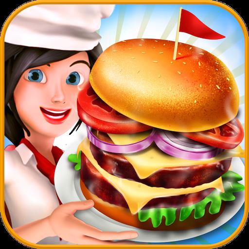Fast Food Street Tycoon (game)