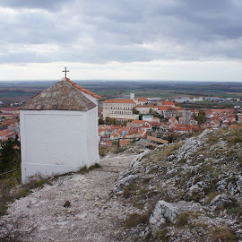 Way of the cross, Moravia by Luboš Zámiš - Buildings & Architecture Places of Worship