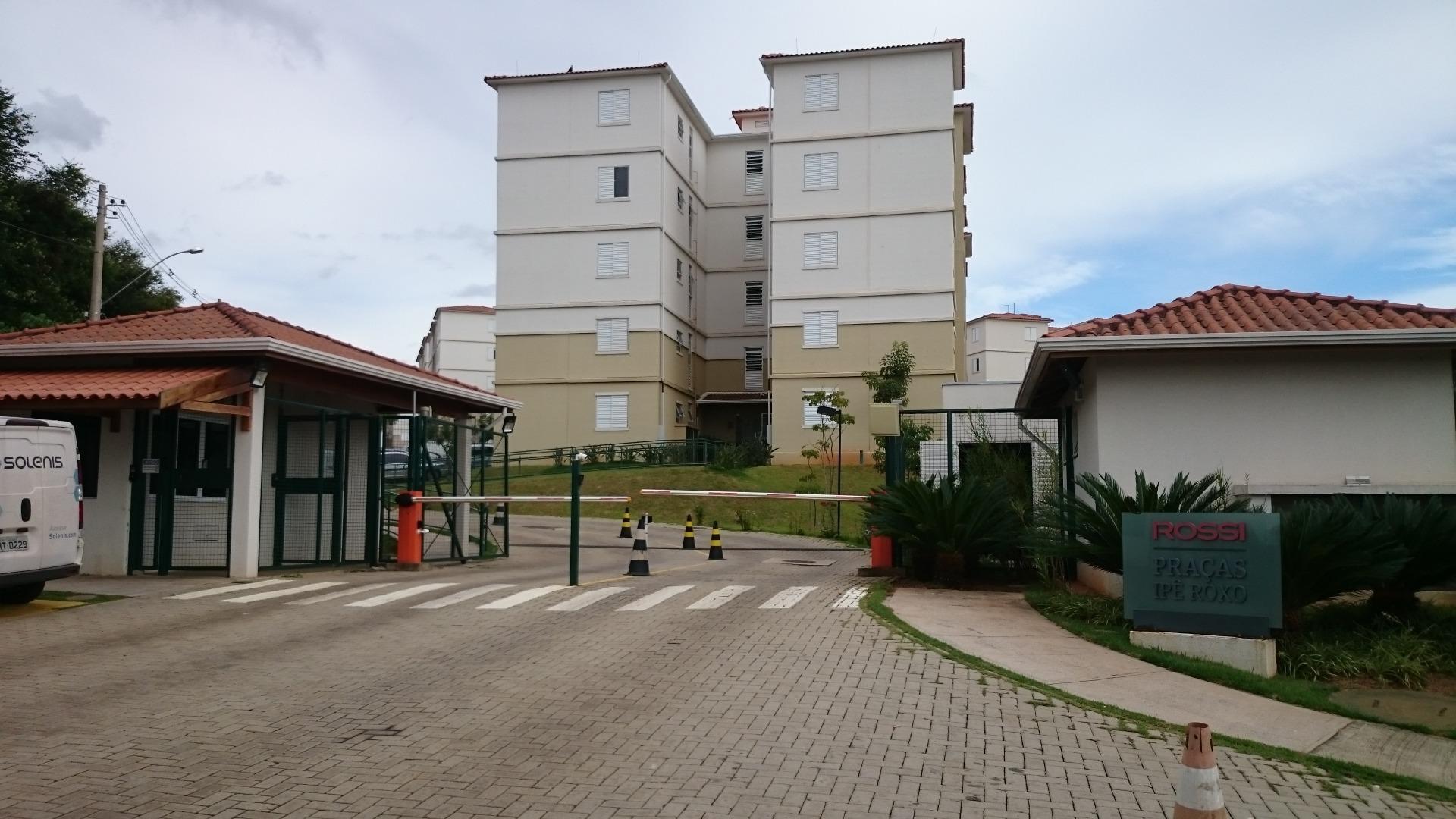 Apartamento no Praças Ipê Roxo em Sumaré - SP