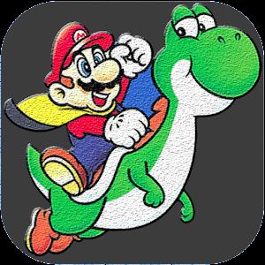 Super Mari World - Maro Classic Game S.N.E.S For PC (Windows & MAC)