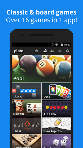 Plato - play & chat together For PC