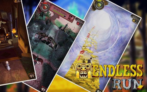 Game Endless Run OZ Temple APK for Kindle