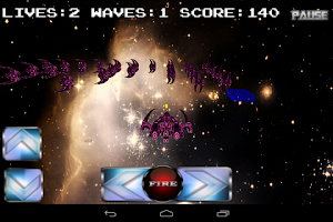 Screenshot of SPACE CONQUEROR 3D
