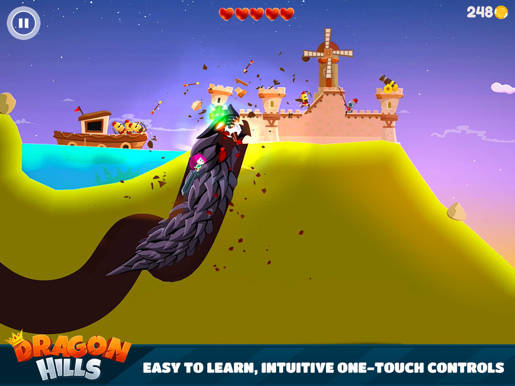 Dragon Hills Screenshot 6