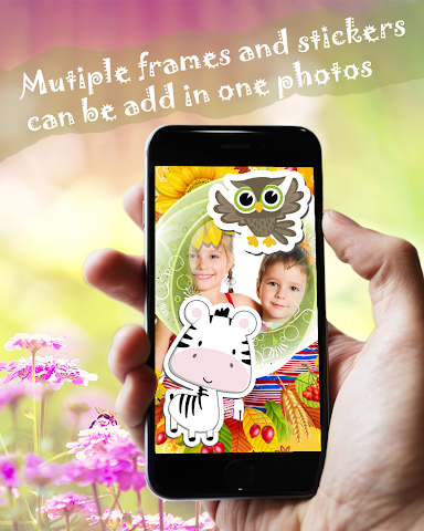 android Butterfly Frames Photo Editor Screenshot 1