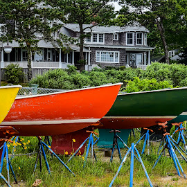 by Terry DeMay - Transportation Boats