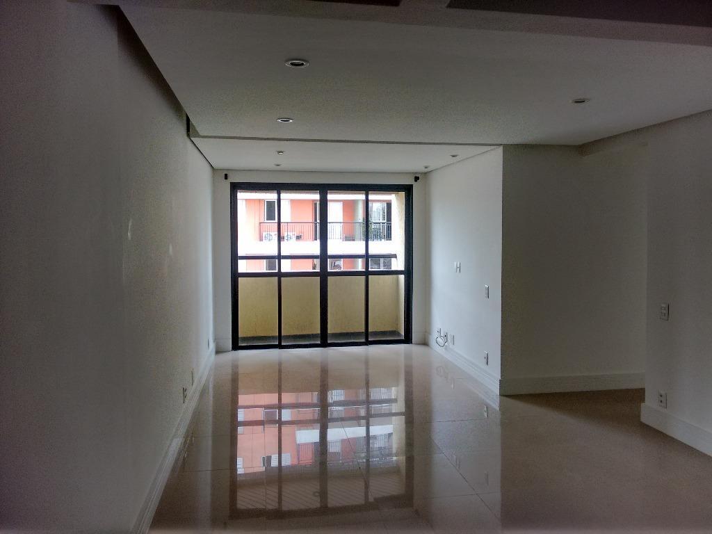 Apartamento  residencial para locação, Vila Romana, São Paulo.