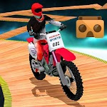 VR Impossible Bike Stunts Icon