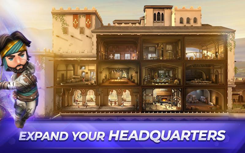 Assassin's Creed Rebellion Screenshot 11