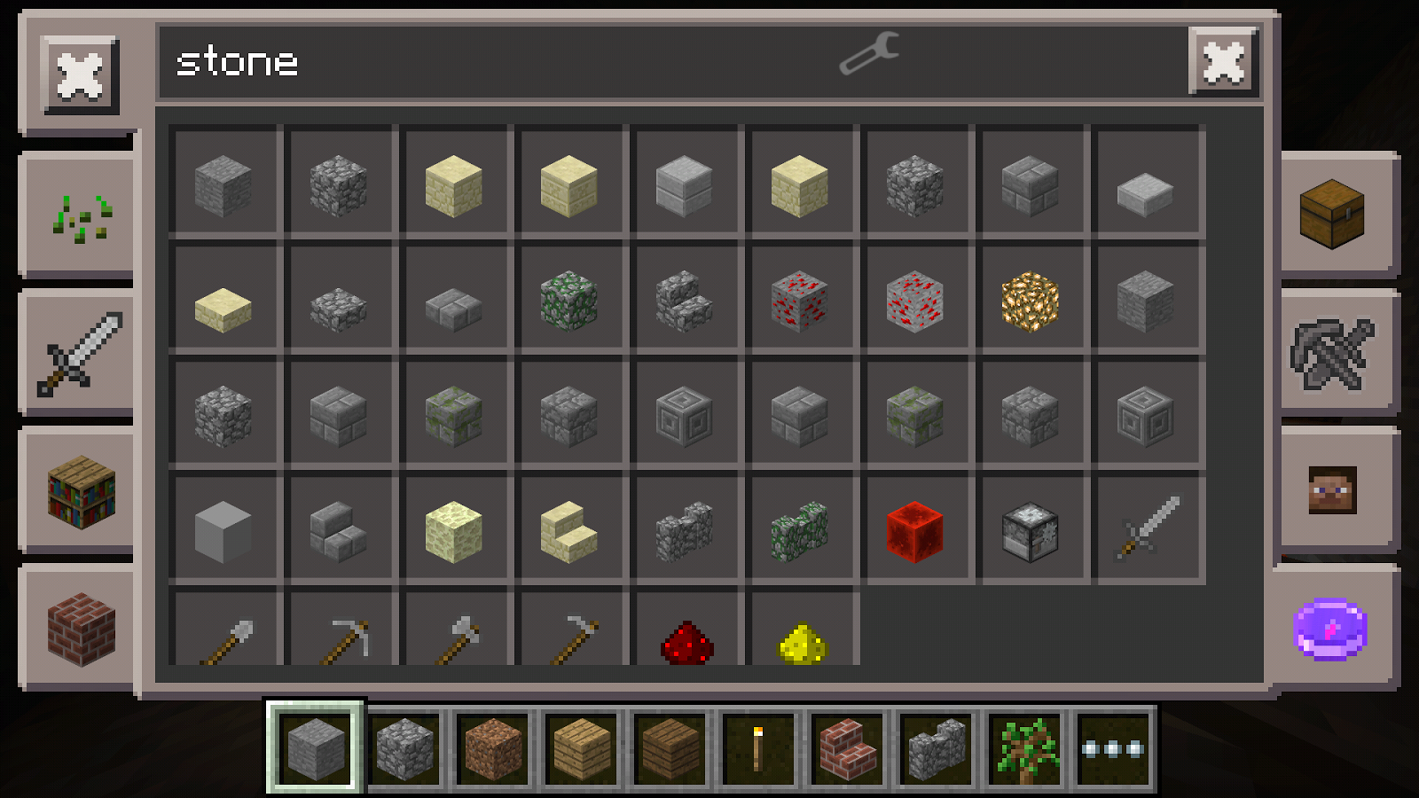 Toolbox for Minecraft: PE Screenshot 1