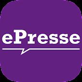 The ePresse kiosk APK for Lenovo