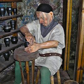 Old crafts ... by Slavko Marčac - People Professional People ( czech republic, museum, prague,  )
