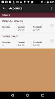 Screenshot of MED5 FCU MOBILE APP