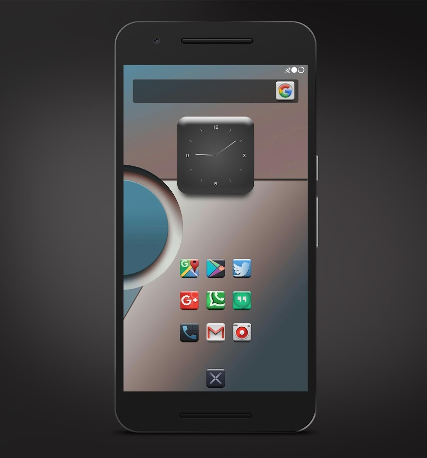 Cubix Icon Pack Screenshot 1