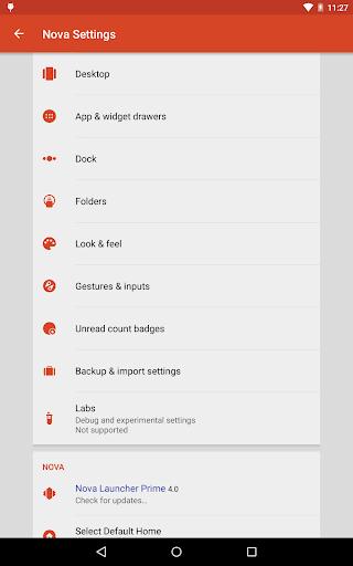 Nova Launcher screenshot 10
