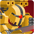Super Mechs APK for Bluestacks