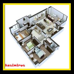 3d архитектурной визуализации