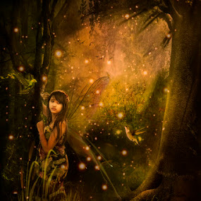 Fairy Tale by Aditya Art-ditz - Digital Art People