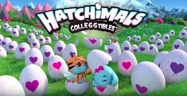 Hatchimals surprise eggs