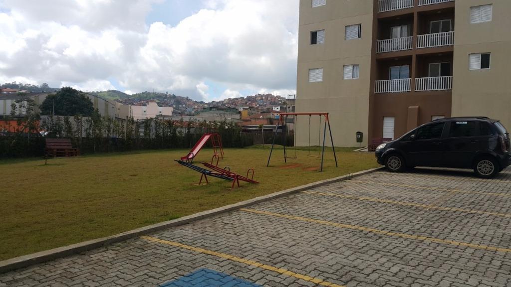 Apartamento residencial à venda, Vila Mazzei, Santo André.