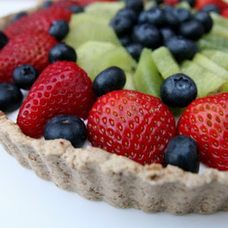 Fabulous Fruit Tart in a Walnut Crust