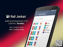 Screenshot of Rail Jankari : Indian Railways