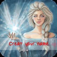 Girly name maker For PC