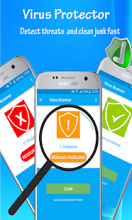 Download Antivirus 2018 - Cleaner Booster APK for Android Kitkat