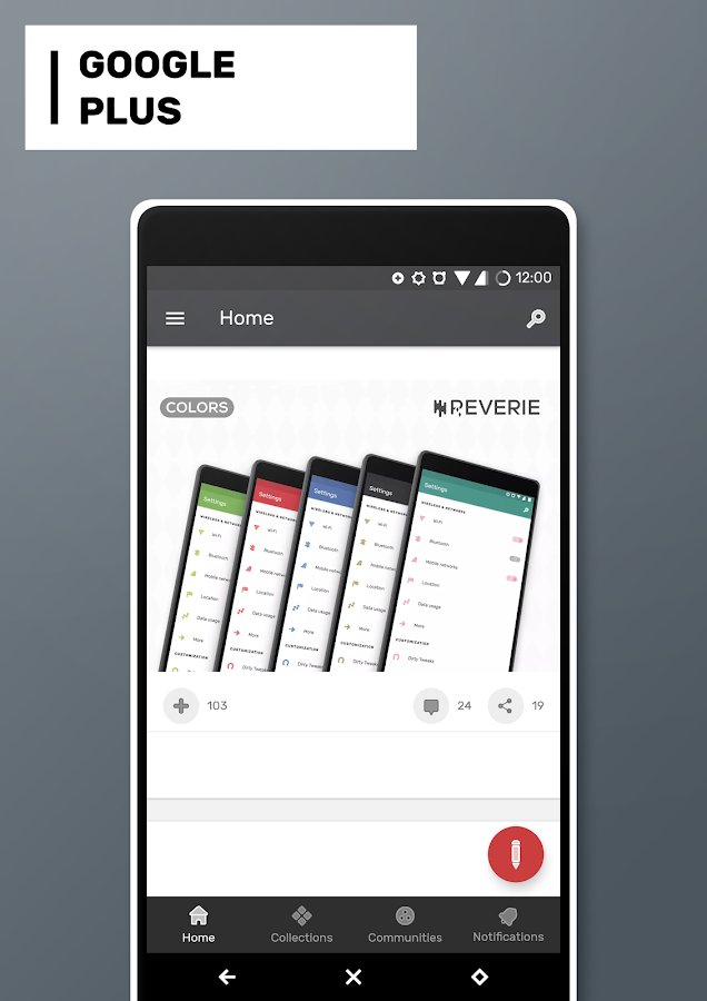 Reverie Substratum Theme Screenshot 14