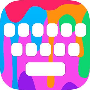 RainbowKey - Color Keyboard Themes, Cool Fonts For PC