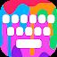 Free Download RainbowKey | Color Keyboard APK for Samsung