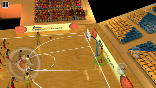 Full Basketball Game - screenshot