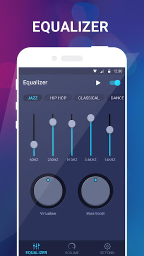 Music Equalizer-Bass Booster&Volume Up For PC